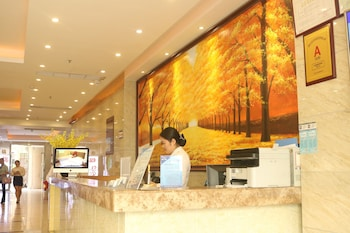 Janeys City Hotel Huaqiangbei Branch - Reception  - #0
