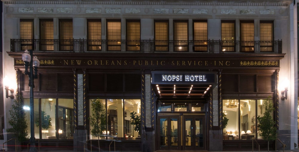 NOPSI Hotel, New Orleans