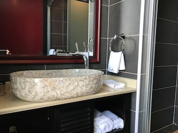 LYPIN COURTYARD HOTEL(South Luogu Alley Branch) - Bathroom  - #0