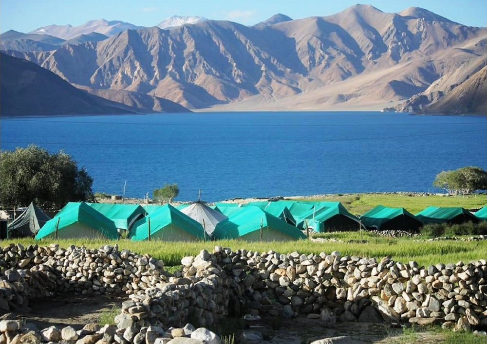 Pangong Delight Camp