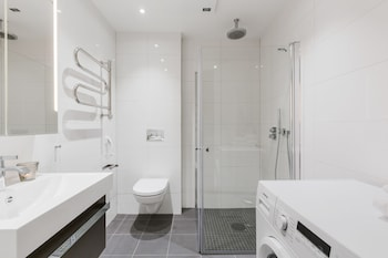 Oslo Apartments - Dronningensgate 8 - Bathroom  - #0