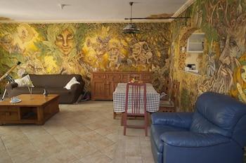 Hostel Los Duendes Del Sur - Lobby Sitting Area  - #0