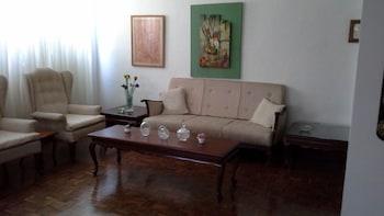 Vista Secure BnB - Living Room  - #0