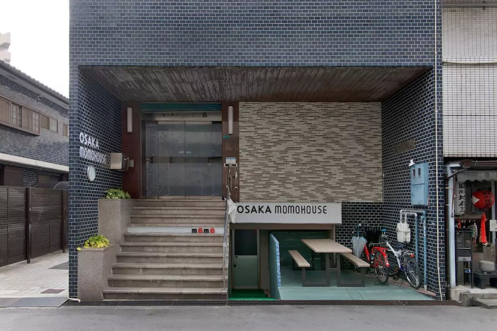 Osaka Momo House – Hostel