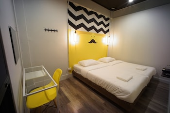 BRB Hostel Bangkok Silom - Guestroom  - #0