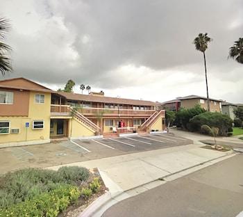 La Jolla Biltmore Motel in La Jolla, California
