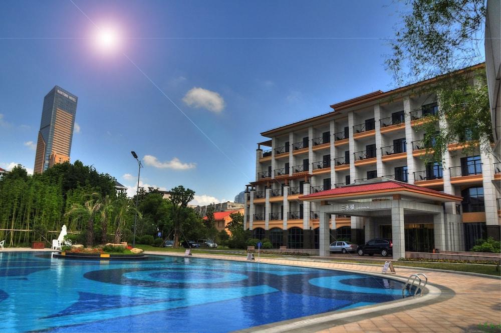 Nantong Wenfeng Hotel New Sanshui Bldg