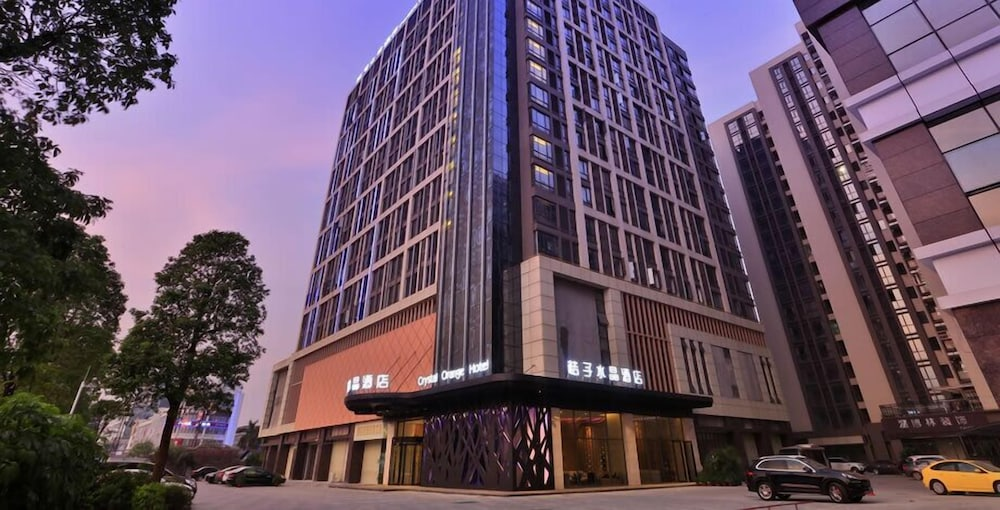 Guangzhou Crystal Orange Huadu Branch