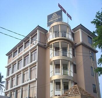 霍特裡夫飯店