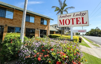 Amber Lodge Motel - Hotel Front  - #0
