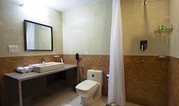 hotel olive n blue - Bathroom  - #0