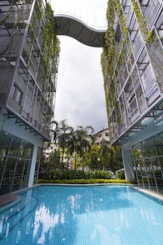 Thanksgiving Serviced Residence - Outdoor Pool  - #0