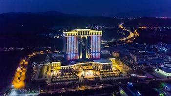 マラカイト ホテル東莞 (曼佧特国际大酒店)