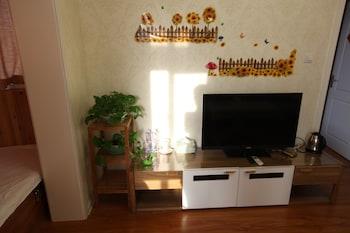 Xiaopang's Home Apartment - Living Area  - #0