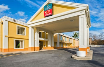 Econo Lodge in Hagerstown, Maryland