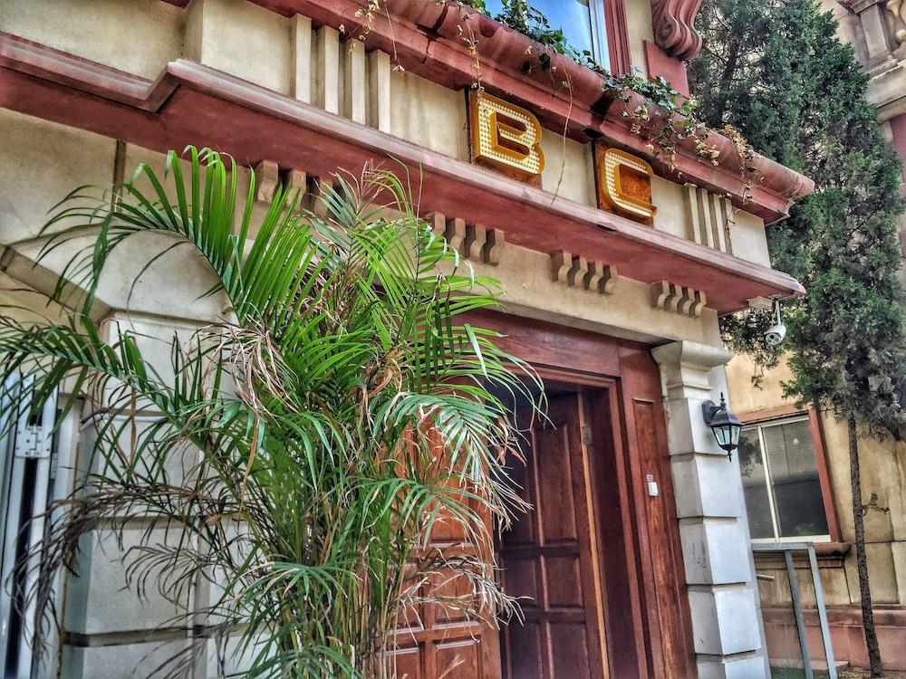 NanShaoMen South gate BC Party Villa Pogoda