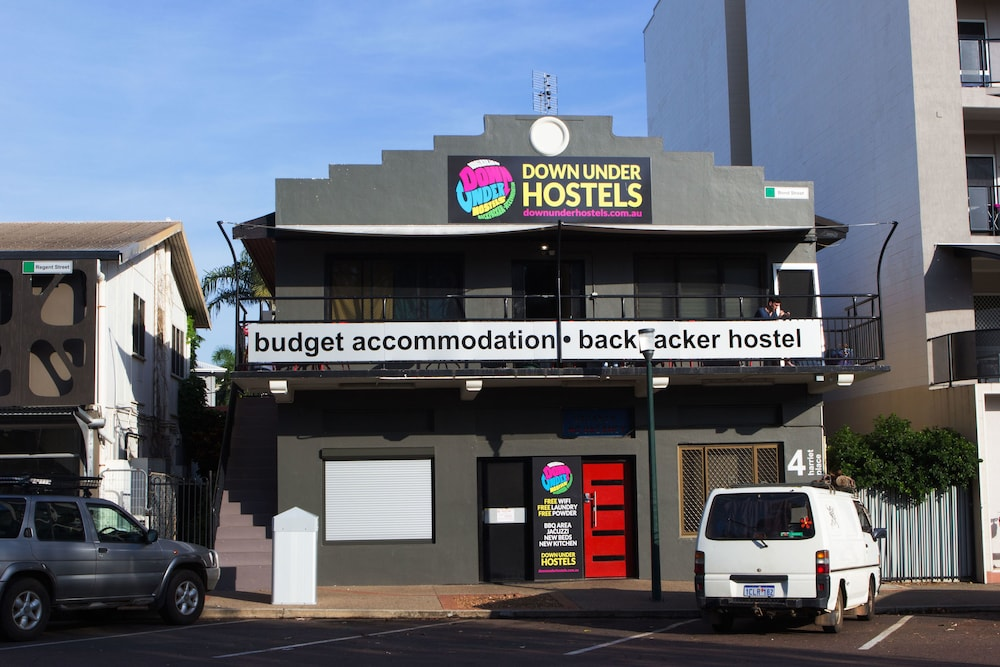 Down Under Hostels - Darwin