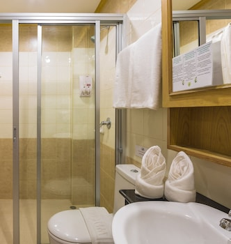 Azure Phuket Hotel - Bathroom  - #0