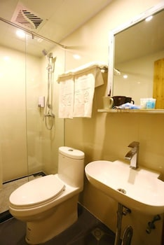 XIAN TRAVELLING WITH HOSTEL - Bathroom  - #0