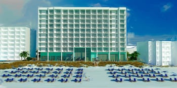 巴拿馬市海灘 - 海濱恒庭套房飯店