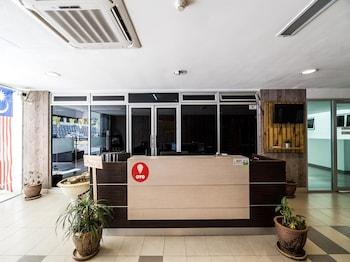 OYO Rooms LRT Awan Besar Station - Reception  - #0