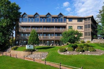 The Pointe Hotel and Suites in Minocqua, Wisconsin