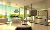 Penthouse, 2 Bedrooms, Jetted Tub, Ocean View