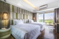 Deluxe Twin Room, Ocean View
