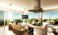 Penthouse, 3 Bedrooms, Jetted Tub
