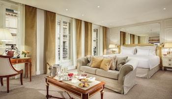 tarifs reservation hotels Hôtel Splendide Royal Paris - Relais & Châteaux