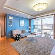 家庭棕梠套房首爾車站飯店