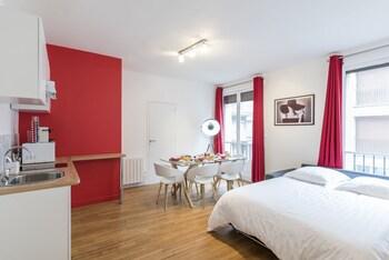 tarifs reservation hotels Home Sweet Rouen Cathédrale