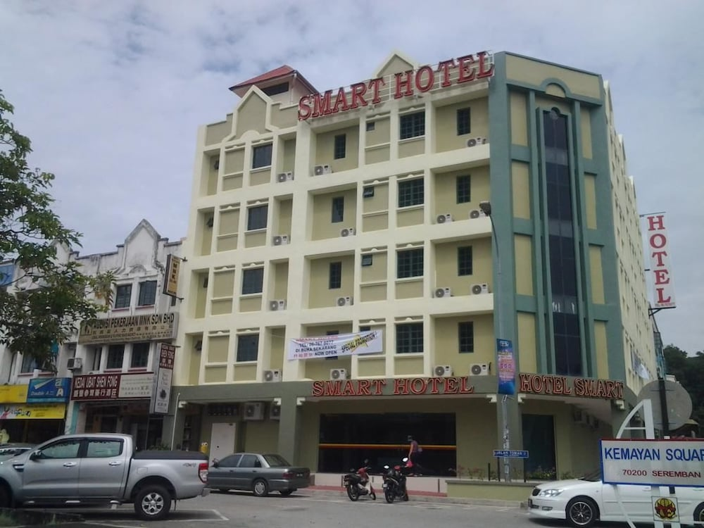 Negeri sembilan hotels where to stay in negeri sembilan for Smart hotel
