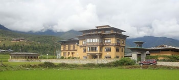 Janka Resort in Paro