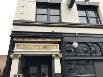 Warfield Hotel in San Francisco, California