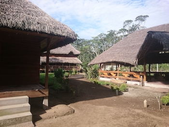 Tres Ríos Jungle Lodge in Misahualli