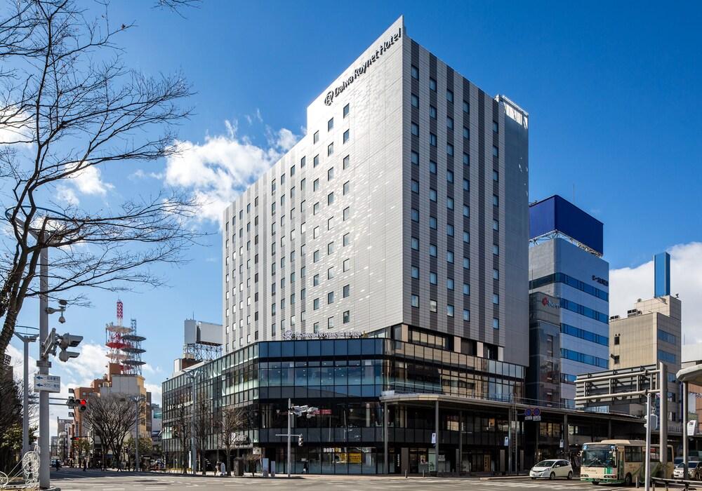 Daiwaroynet Hotel Koriyama Ekimae