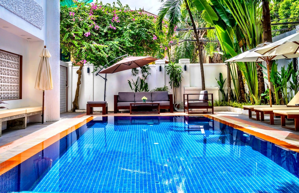 Villa Samnang Boutique Hotel