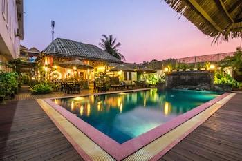 Wheel Garden Residence in Siem Reap