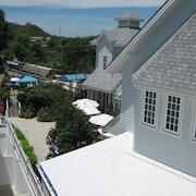 夏日瓦尼拉鄉村飯店