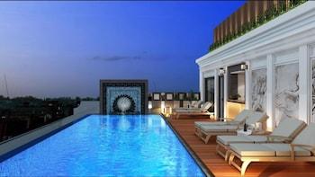 The Lapis Hotel in Hanoi