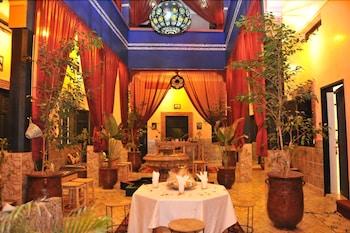 艾爾卡納利亞摩洛哥庭院飯店