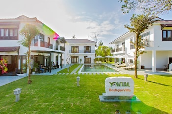 自然精品別墅飯店