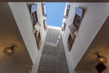 赫克列克摩洛哥庭院飯店