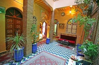 塔哈祖德摩洛哥庭院飯店