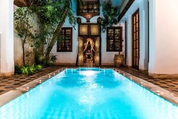 特瓦庫爾摩洛哥庭院飯店