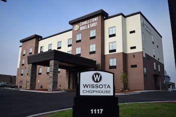 Photo for Cobblestone Hotel & Suites Stevens Point in Stevens Point, Wisconsin