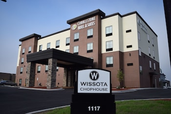 Cobblestone Hotel & Suites Stevens Point in Stevens Point, Wisconsin