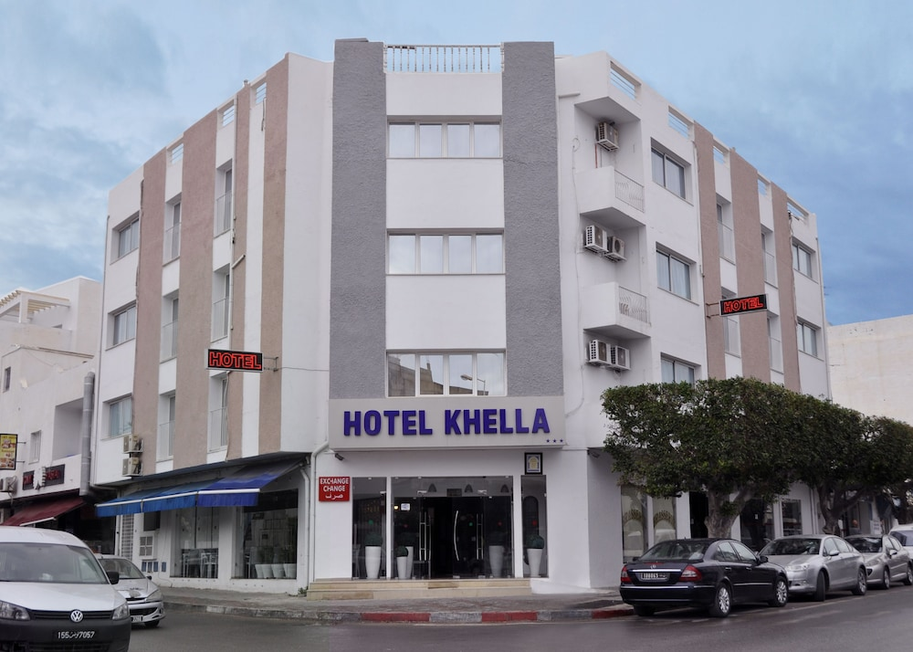 Hotel KHELLA