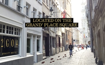 2GO4 Quality Hostel Grand Place in Brussels